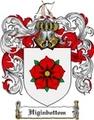 Thumbnail Higinbottom Family Crest Higinbottom Coat of Arms Digital Download