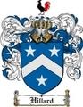 Thumbnail Hillard Family Crest  Hillard Coat of Arms
