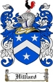 Thumbnail Hilliard Family Crest  Hilliard Coat of Arms