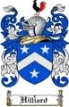 Thumbnail Hilliard Family Crest  Hilliard Coat of Arms