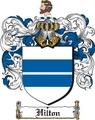 Thumbnail Hilton Family Crest  Hilton Coat of Arms