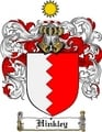 Thumbnail Hinkley Family Crest  Hinkley Coat of Arms