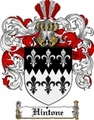 Thumbnail Hintone Family Crest  Hintone Coat of Arms