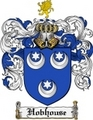 Thumbnail Hobhouse Family Crest Hobhouse Coat of Arms Digital Download