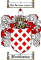 Thumbnail Hoddleston Family Crest  Hoddleston Coat of Arms