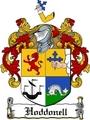 Thumbnail Hoddonell Family Crest  Hoddonell Coat of Arms