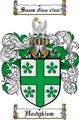Thumbnail Hodgkins Family Crest  Hodgkins Coat of Arms