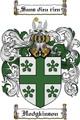 Thumbnail Hodgkinson Family Crest Hodgkinson Coat of Arms Digital Download