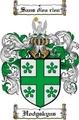 Thumbnail Hodgskyns Family Crest  Hodgskyns Coat of Arms