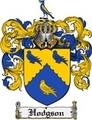 Thumbnail Hodgson Family Crest Hodgson Coat of Arms Digital Download