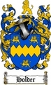 Thumbnail Holder Family Crest  Holder Coat of Arms