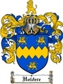 Thumbnail Holdere Family Crest  Holdere Coat of Arms