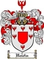 Thumbnail Holdin Family Crest  Holdin Coat of Arms