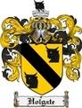 Thumbnail Holgate Family Crest Holgate Coat of Arms Digital Download