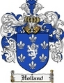 Thumbnail Holland Family Crest Holland Coat of Arms Digital Download