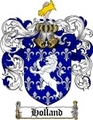 Thumbnail Holland Family Crest / Holland Coat of Arms