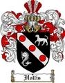 Thumbnail Hollis Family Crest  Hollis Coat of Arms