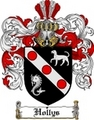 Thumbnail Hollys Family Crest  Hollys Coat of Arms