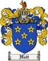 Thumbnail Holt Family Crest Holt Coat of Arms Digital Download