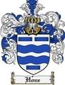 Thumbnail Hone Family Crest Hone Coat of Arms Digital Download
