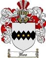 Thumbnail Hoo Family Crest  Hoo Coat of Arms