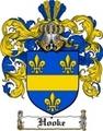 Thumbnail Hooke Family Crest  Hooke Coat of Arms