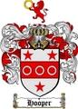 Thumbnail Hooper Family Crest  Hooper Coat of Arms