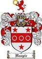 Thumbnail Hoopir Family Crest  Hoopir Coat of Arms