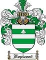 Thumbnail Hopwood Family Crest Hopwood Coat of Arms Digital Download