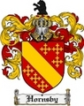 Thumbnail Hornsby Family Crest Hornsby Coat of Arms Digital Download