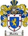 Thumbnail Hortiz Family Crest  Hortiz Coat of Arms