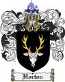 Thumbnail Horton Family Crest Horton Coat of Arms Digital Download