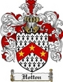 Thumbnail Hotton Family Crest Hotton Coat of Arms Digital Download