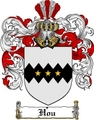 Thumbnail Hou Family Crest  Hou Coat of Arms