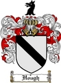 Thumbnail Hough Family Crest  Hough Coat of Arms