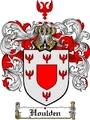 Thumbnail Houlden Family Crest  Houlden Coat of Arms