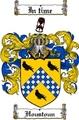 Thumbnail Houstoun Family Crest  Houstoun Coat of Arms
