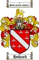 Thumbnail Howard Family Crest / Howard Coat of Arms