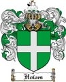 Thumbnail Howes Family Crest  Howes Coat of Arms