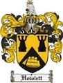 Thumbnail Howlett Family Crest Howlett Coat of Arms Digital Download