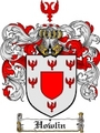 Thumbnail Howlin Family Crest  Howlin Coat of Arms