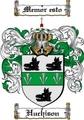 Thumbnail Huchison Family Crest  Huchison Coat of Arms