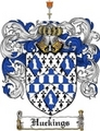 Thumbnail Huckings Family Crest  Huckings Coat of Arms