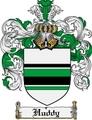 Thumbnail Huddy Family Crest Huddy Coat of Arms Digital Download