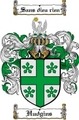 Thumbnail Hudgins Family Crest  Hudgins Coat of Arms