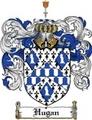 Thumbnail Hugan Family Crest  Hugan Coat of Arms