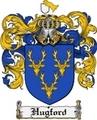 Thumbnail Hugford Family Crest Hugford Coat of Arms Digital Download