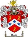 Thumbnail Hugh Family Crest  Hugh Coat of Arms