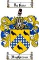Thumbnail Hughstoun Family Crest  Hughstoun Coat of Arms