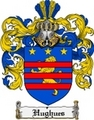 Thumbnail Hughues Family Crest  Hughues Coat of Arms